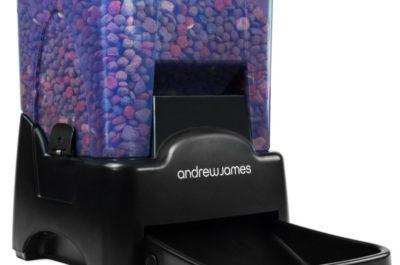 Andrew James – Programmierbarer Automatischer Futterautomat