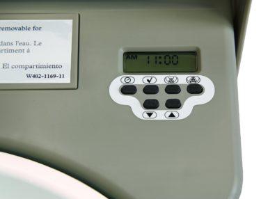 petsafe-futterautomat display mit zeitschaltuhr