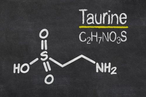 Taurine - freie Aminosäure
