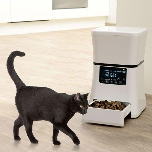 PetTec-Pet Feeder-Futterautomat