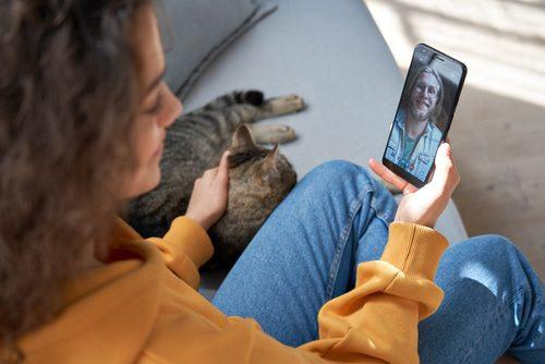 Sprechstunde beim Tierarzt per Videochat