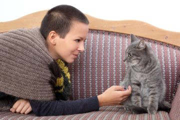 Urlaubsbetreuung für Katzen – Dein Katzensitter in Deiner Nähe